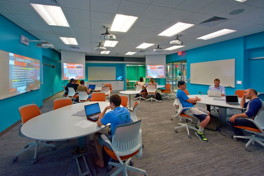 Innovative Classroom Names ~ Learning theory expertise in the design of spaces