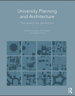 book cover for University Planning and Architecture