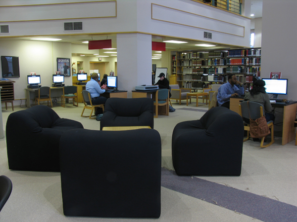 CG O'Kelly Information Commons