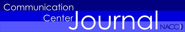 Communication Center Journal